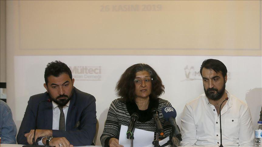 STK'lardan Suriyelilere yönelik yalan haberlere ilişkin açıklama