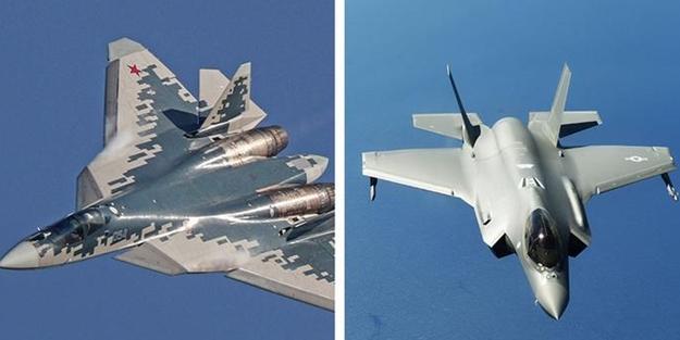 Rusya'dan Su-35 ve Su-57 açıklaması!