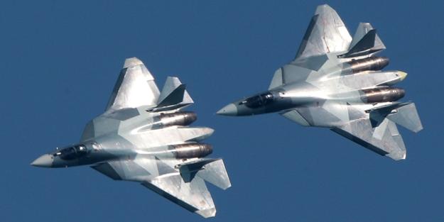 Su-57 savaş uçakları ile ilgili kritik gelişme