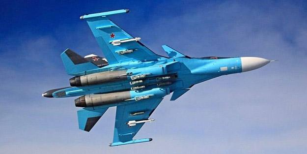 Su-57 ve Su-34 ile ilgili bomba iddia! O ülke ilk olacak