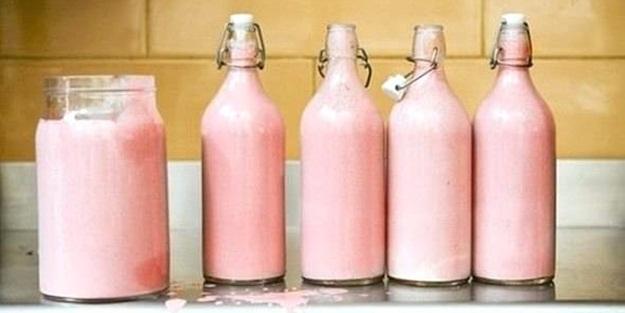 Su aygırlarının sütü niçin pembe?