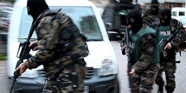 Suç örgütüne yönelik operasyon! 21 şüpheli gözaltına alındı