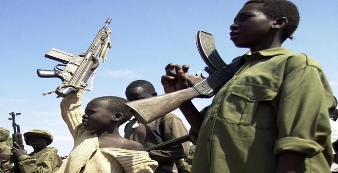 Sudan ile BM çocukların silah altına alınmaması konusunda anlaştı
