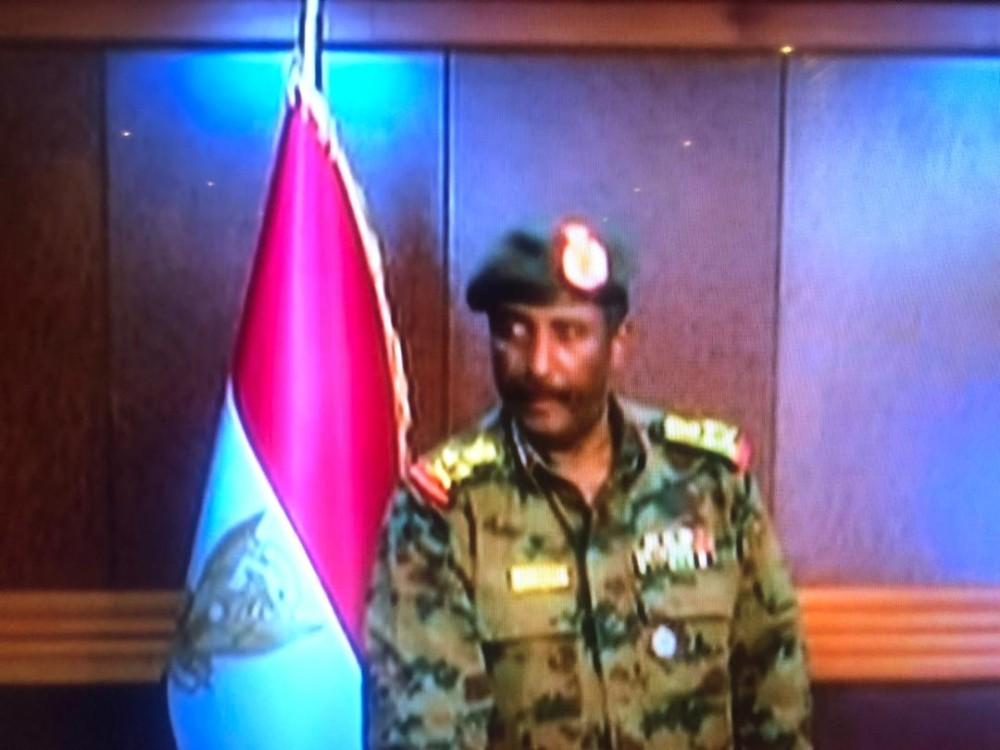 Sudan'da Askeri Geçiş Konseyi Başkanı görevini devralan Abdurrahman yemin etti