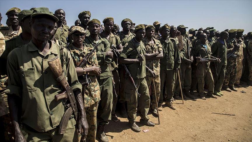 Sudan'da ayrılıkçı 'Sudan Kurtuluş Hareketi' barış müzakerelerine döndü