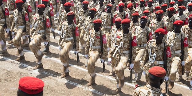 Sudan'da ''barış'' yolu iyice kapandı