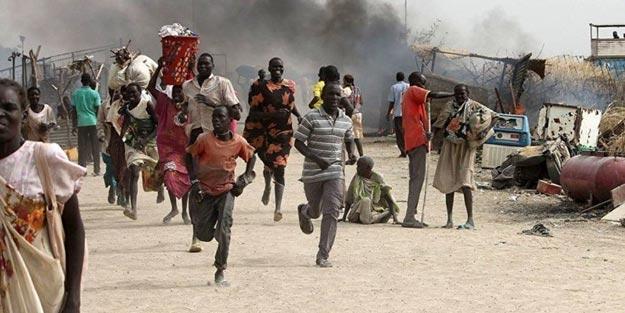 Sudan'da bu yıl binlerce kişi evlerini terk etti