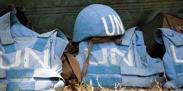 Ülkedeki binlerce askerden oluşan BM barış gücü karantinaya alındı