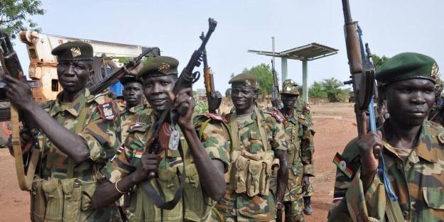Sudan'daki darbeye dünyadan tepkiler!