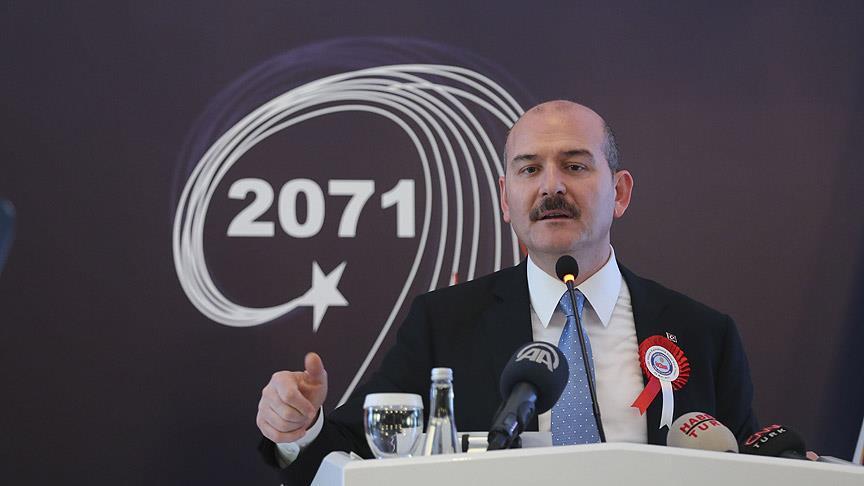 Süleyman Soylu: Türkiye istikrarsızlık üreten sistemle boş yere oyalanmıştır