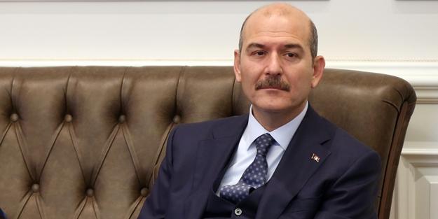 Süleyman Soylu Ukrayna'da
