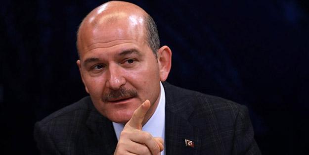 Süleyman Soylu'dan dizi eleştirisi: Lanet bir dizi var 'Çukur' diye