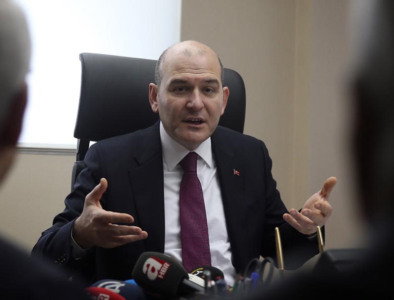 Süleyman Soylu'dan maaşı bin 300 TL'nin altındakilere müjde!