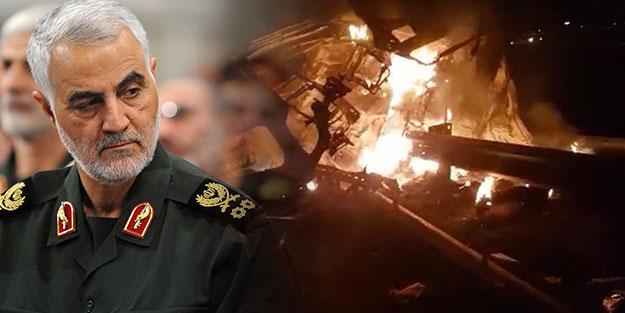 Süleymani suikasti sonrası Irak'tan ABD'ye misilleme! Operasyonlara kısıtlama getirildi