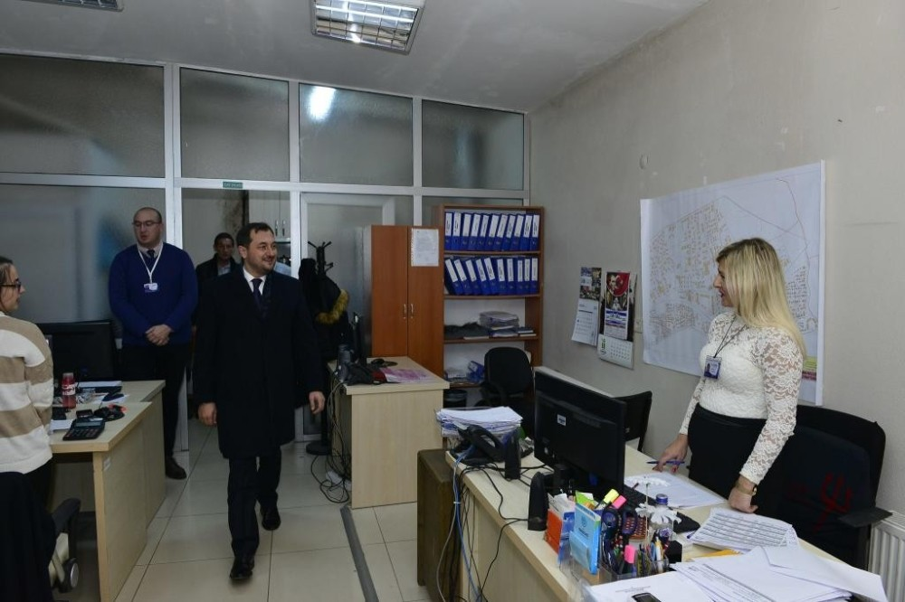 Süleymanpaşa Belediyesinden koronaya karşı 'E-Belediyecilik' hizmeti