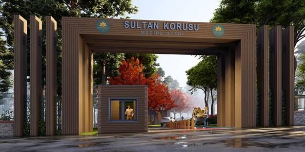 Sultan Korusu nefes olacak