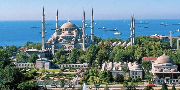 Sultanahmet Camii'ndeki 6 minarenin sırrı