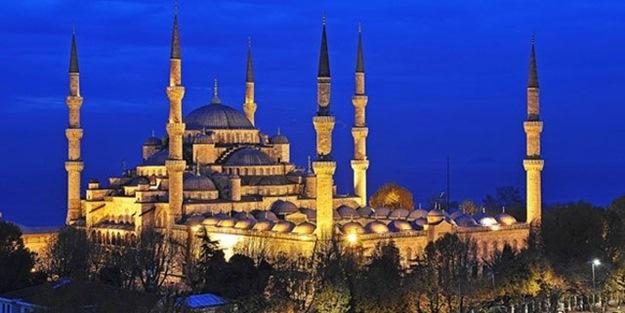 Sultanahmet Camii'nin altı minaresinin sırrı