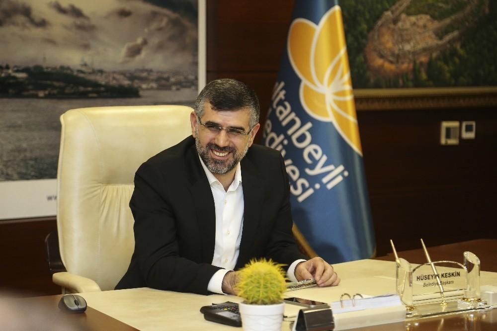 Sultanbeyli Belediye Başkanı Hüseyin Keskin:
