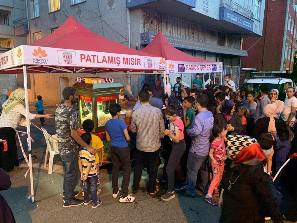 Sultanbeyli Belediyesinden 'Mahallede Hayat Var' şenliği