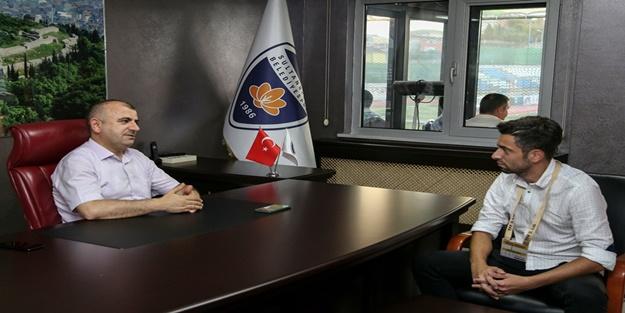 Sultanbeyli Belediyespor başkanı Nizamettin Arslan : Hedefi olan bir takım kurduk