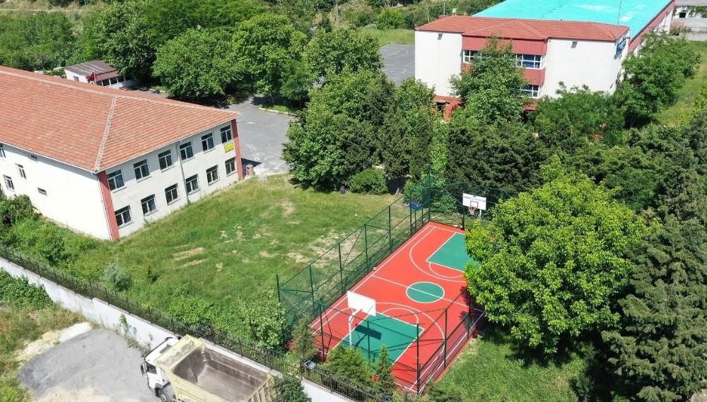 Sultangazi Belediyesi'nden yeni spor alanları