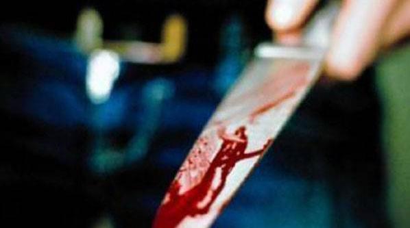 Yolda yürüyen vatandaş bıçaklandı