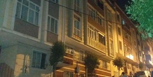 Sultangazi'de korku dolu anlar: 3 bina tahliye edildi