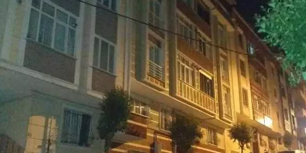 Sultangazi'de panik: 3 bina tahliye edildi
