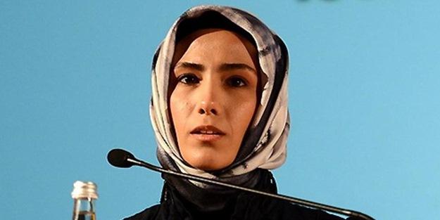 Sümeyye Erdoğan: Bir kadın tacize uğradığında...
