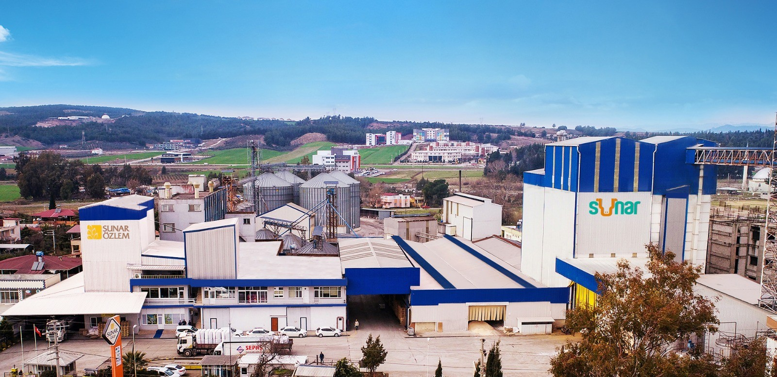 Sunar Özlem'e TSE'den 'Güvenli Üretim' belgesi