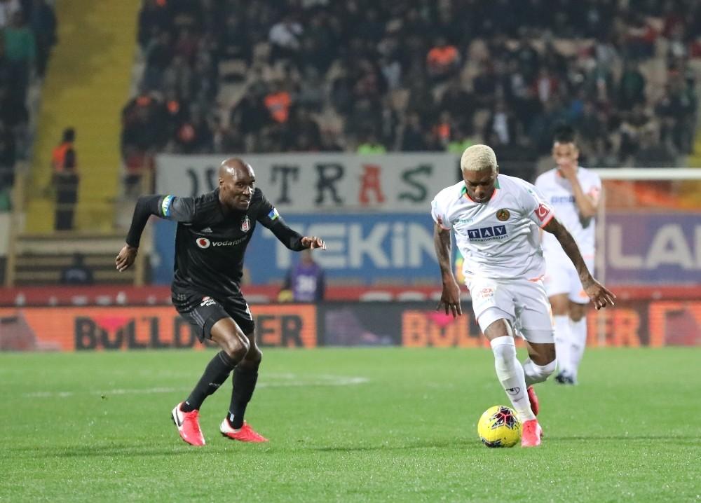 Süper Lig: Alanyaspor: 1 - Beşiktaş: 2 (Maç sonucu)