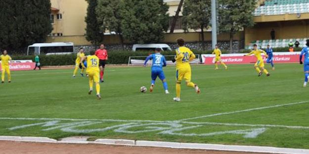 Süper Lig ekibi Bodrum'da bozguna uğradı