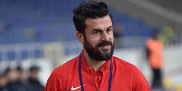 Denizlispor'da Ali Tandoğan ilk antrenmanına çıktı