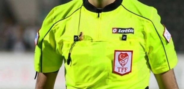 Süper Lig'de 20. hafta hakemleri belli oldu