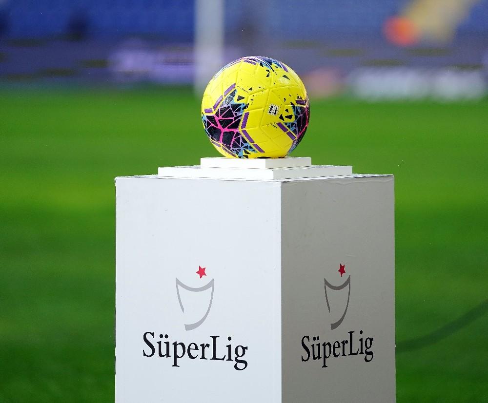 Süper Lig'de 26. hafta heyecanı