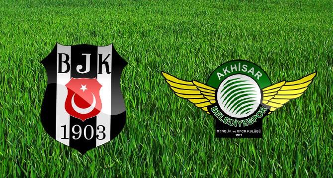 Beşiktaş Akhisar Bld.Spor ile berabere kaldı