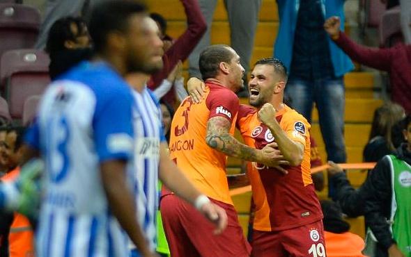 Süper Lig'de Galatasaray zirveye geri yerleşti!