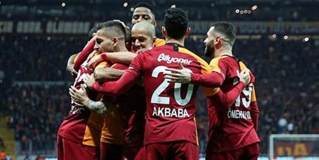 Süper Lig'de Göztepe ile karşılaşacak Galatasaray İzmir'de