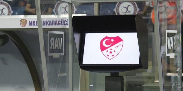 Süper Lig'de VAR'sız puan durumu açıklandı! İşte o sıralama...