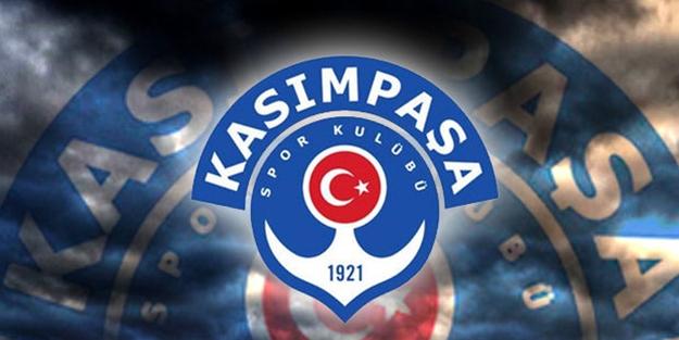 Süper Lig'i sallayan Kasımpaşa transferi resmen açıkladı