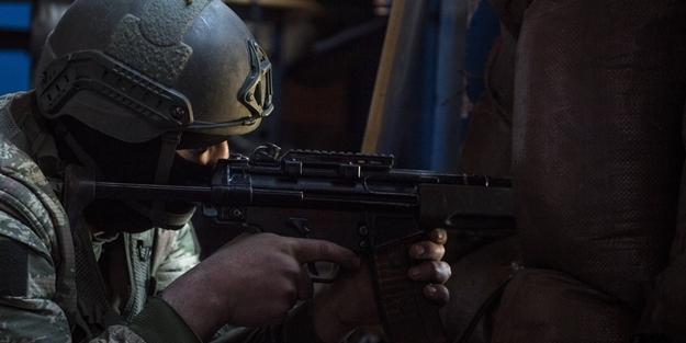 Sur'da çatışma: 1'i ağır 3 asker yaralı!