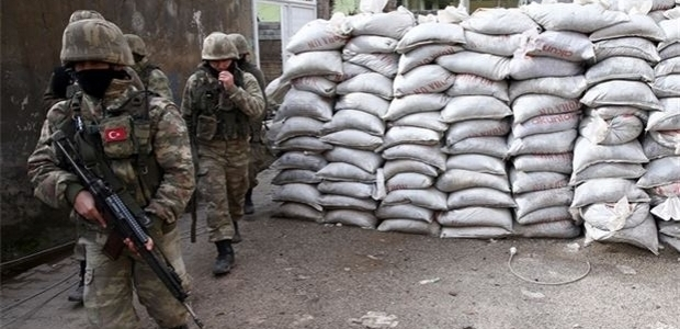 Diyarbakır'dan acı haber: 1 asker şehit oldu