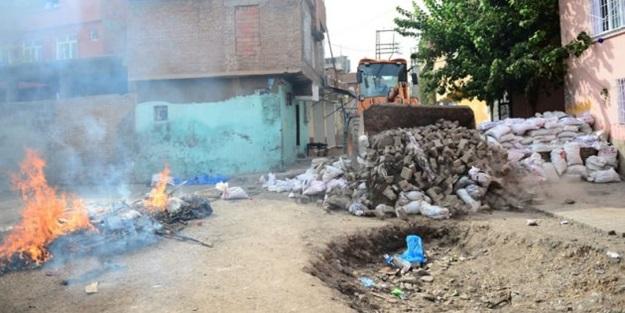 Sur'da sokağa çıkma yasağı kaldırıldı