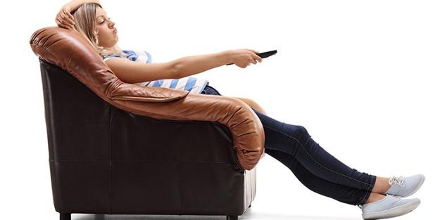 Sürekli oturmanın zararları