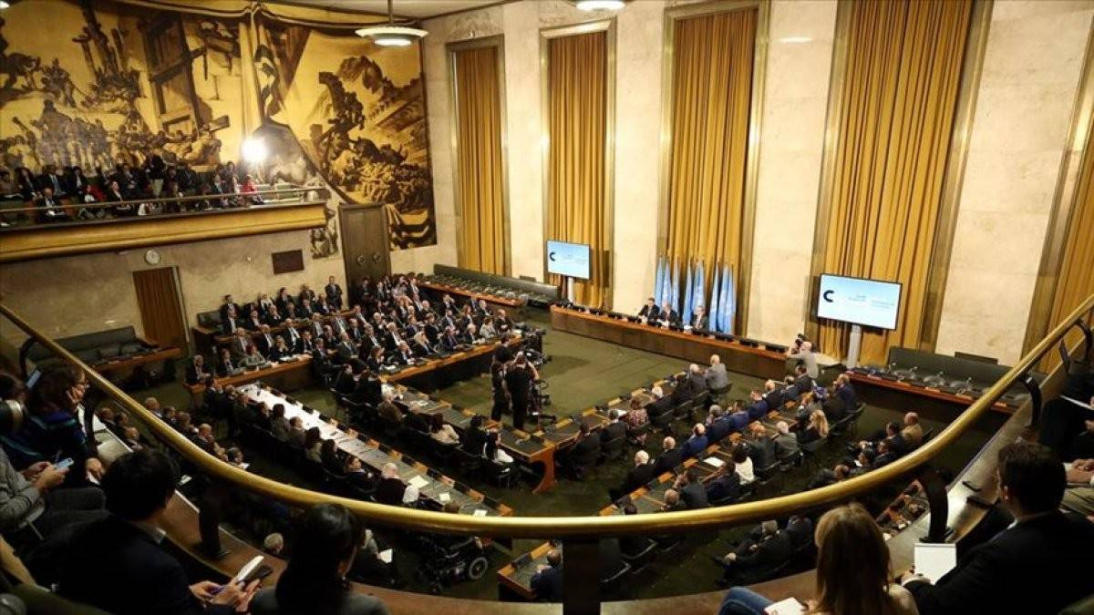 Suriye Anayasa Komitesi toplanıyor
