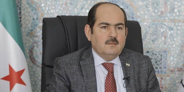 Suriye Geçici Hükümeti'nden YPG/PKK'ya katılanlara af açıklaması