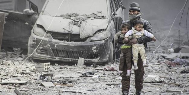 Suriye iç savaşının 7. yılı