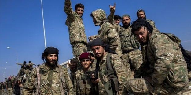 Suriye Milli Ordusu, Barış Pınarı Harekatı'nda 198 şehit verdi!