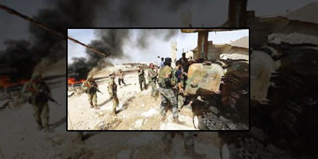 Suriye satrancında son durum; şah ve mat
